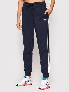 adidas adidas Sportinės kelnės Essentials DU0687 Tamsiai mėlyna Regular Fit