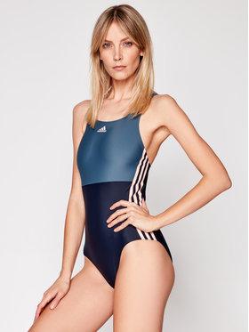 adidas adidas Kupaći kostim Sh3.Ro 3-Stripes FS3950 Tamnoplava