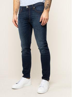 Lee Lee Prigludę (Slim Fit) džinsai Luke L719GCBY Tamsiai mėlyna Slim Fit