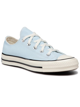 Converse Converse Sneakers aus Stoff Chuck 70 Ox 167701C Blau