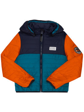LEGO Wear LEGO Wear Пухено яке LwJoshua 606 22922 Цветен Regular Fit