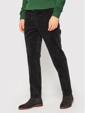 Oscar Jacobson Oscar Jacobson Текстилни панталони Denz 5170 7548 Черен Regular Fit