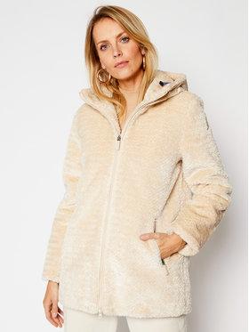 Invicta Invicta Báránybőr kabát 4432442/D Bézs Regular Fit