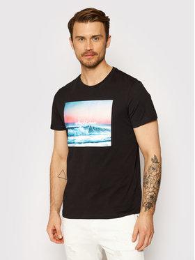 Jack&Jones Jack&Jones T-Shirt Summer 12182333 Schwarz Regular Fit