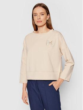 Marella Marella Bluză 39260217 Bej Regular Fit
