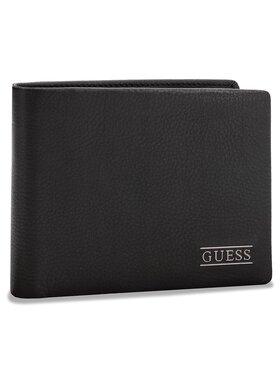 Guess Guess Голям мъжки портфейл SM2511 LEA27 Черен