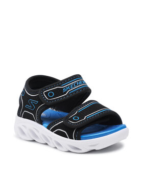 Skechers Skechers Sandale Hypno Splash 90522N/BKBL Negru