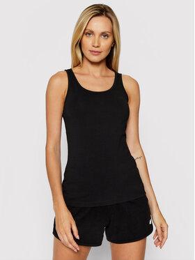 4F 4F Блуза NOSH4-TSD003 Черен Slim Fit