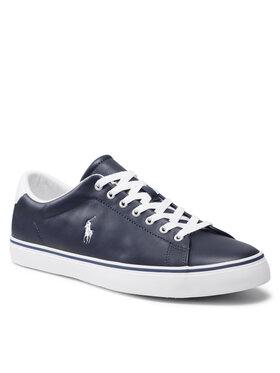 Polo Ralph Lauren Polo Ralph Lauren Sneakersy Longwood 816845100002 Granatowy