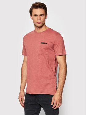 Outhorn Outhorn T-Shirt TSM614 Różowy Regular Fit
