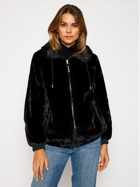 Ugg Ugg Кожено палто Kayleigh 1113952 Черен Regular Fit