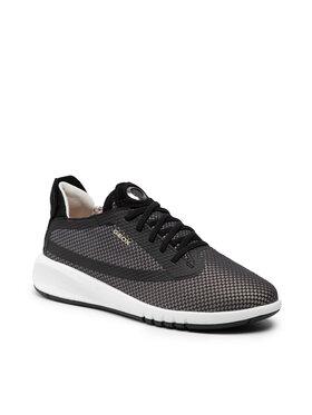 Geox Geox Sportcipő D Aerantis C D15HNC 00011 C9999 Fekete