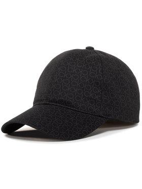 Calvin Klein Calvin Klein Καπέλο Jockey Mono Blend Bb Cap K50K505738 Μαύρο