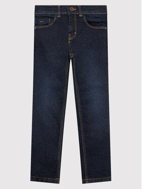 Boss Boss Jeans J24728 M Dunkelblau Regular Fit