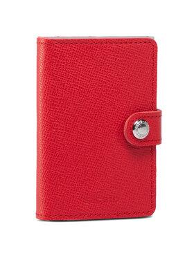 Secrid Secrid Portafoglio piccolo da donna Miniwallet MC Rosso
