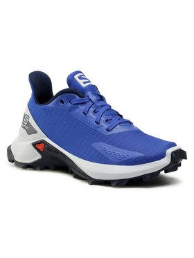 Salomon Salomon Παπούτσια Alphacross Blast J 411163 09 V0 Μπλε