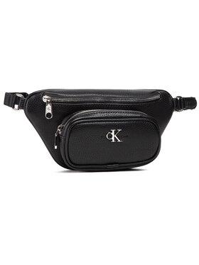 Calvin Klein Jeans Calvin Klein Jeans Marsupio Convertible Waist Bag K60K607840 Nero
