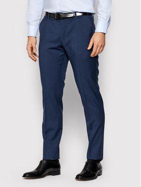 Joop! Joop! Pantalon de costume 30010464 Bleu marine Slim Fit