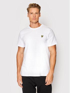 Lyle & Scott Lyle & Scott T-Shirt Plain TS400VOG Biały Regular Fit