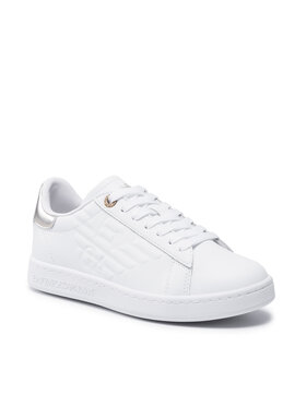 EA7 Emporio Armani EA7 Emporio Armani Sneakers X8X001 XCC51 R579 Bianco