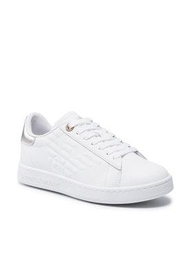 EA7 Emporio Armani EA7 Emporio Armani Sneakers X8X001 XCC51 R579 Weiß