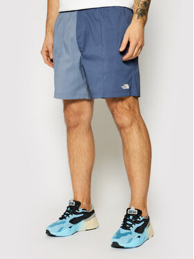 The North Face The North Face Спортни шорти M Class NF0A5A5XY641 Тъмносин Regular Fit