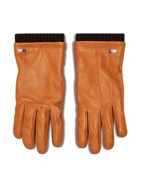 Joop! Joop! Rękawiczki Męskie Gloves 7318 Brązowy