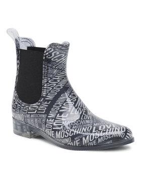 LOVE MOSCHINO LOVE MOSCHINO Guminiai batai JA21163G1DIR400A Juoda