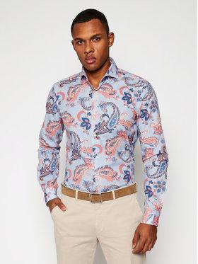 Joop! Joop! Marškiniai 17 JSH-110Pejos-W 30026284 Mėlyna Slim Fit