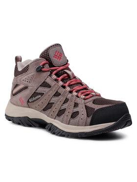 Columbia Columbia Chaussures de trekking Canyon Point Mid Waterproof YL5415 Beige