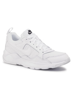 NIKE NIKE Обувки Pegasus '92 Lite (Gs) CK4079 100 Бял