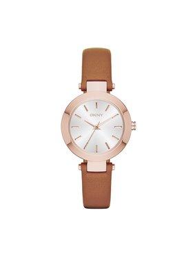 DKNY DKNY Часовник Stanhope NY2415 Кафяв