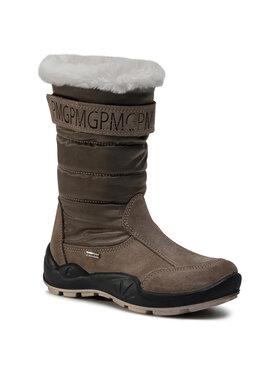 Primigi Primigi Śniegowce GORE-TEX 6382711 M Brązowy