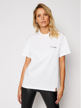 Local Heroes Local Heroes T-Shirt Ribbon LHPLT0002 Weiß Oversize