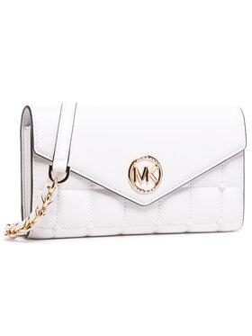 MICHAEL Michael Kors MICHAEL Michael Kors Handtasche Carmen 32S1GNMC9U Weiß