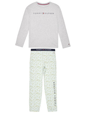 TOMMY HILFIGER TOMMY HILFIGER Pijama UB0UB00339 Gri Regular Fit