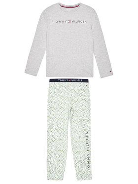 Tommy Hilfiger TOMMY HILFIGER Pyjama UB0UB00339 Gris Regular Fit