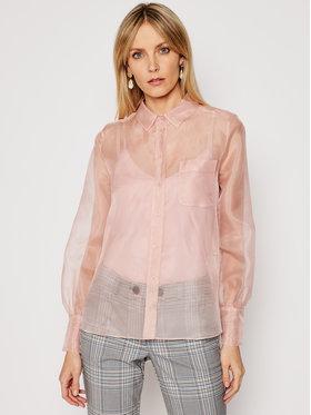 Marella Marella Marškiniai Lerici 31113711200 Rožinė Regular Fit