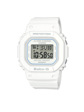 Baby-G Baby-G Hodinky BGD-560-7ER Biela