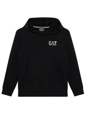 EA7 Emporio Armani EA7 Emporio Armani Sweatshirt 6KBM52 BJ05Z 1200 Schwarz Regular Fit