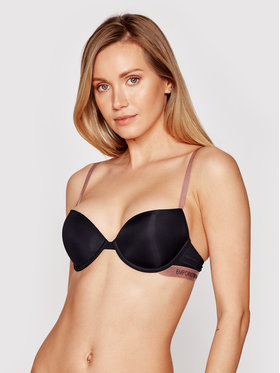 Emporio Armani Underwear Emporio Armani Underwear Pakelianti (push-up) liemenėlė 164394 1P235 00020 Juoda