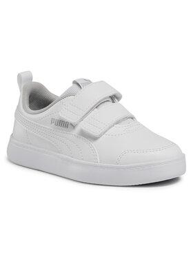 Puma Puma Sneakersy Courtflex v2 V Ps 371543 04 Biały
