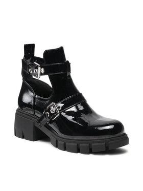 DeeZee DeeZee Členková obuv WS5575-11 Čierna