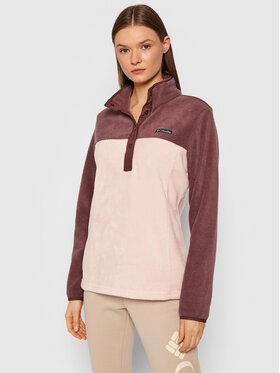 Columbia Columbia Polár kabát Benton Springs 1860991 Rózsaszín Regular Fit
