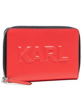 KARL LAGERFELD KARL LAGERFELD Veliki ženski novčanik 211W3217 Crvena