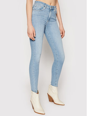 Levi's® Levi's® Jeansy 721™ High Rise 18882-0332 Niebieski Skinny Fit