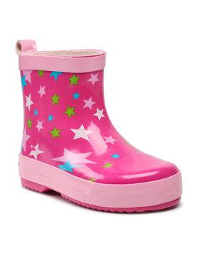 Playshoes Playshoes Kalosze 180368 S Różowy