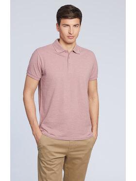 Vistula Vistula Тениска с яка и копчета Cyrus XA1319 Виолетов Regular Fit