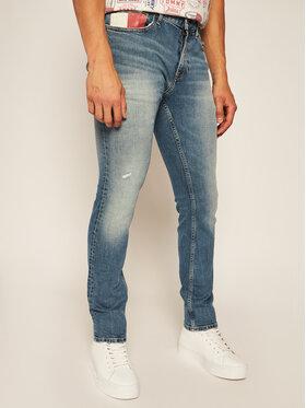 Tommy Jeans Tommy Jeans Blugi Slim Fit Scanton DM0DM08252 Albastru Slim Fit