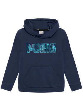 Puma Puma Μπλούζα Ka 583236 Σκούρο μπλε Regular Fit
